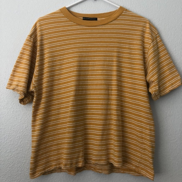 brandy melville Tops - striped shirt from brandy melville